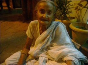 Here's to the spirit of Kolkata, alive and kicking in the grit of this woman who has chosen to live with dignity.