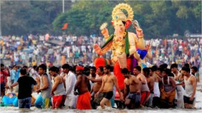 After this, the prayers are offered in 16 different ways in a ritual called Shhodashopachara. Finally, there is a ritual known as Uttarpuja, which means bidding farewell to lord Ganesha with due reve