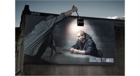 4) Law and Order ad