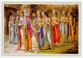 4. The Return of the Pandavas: