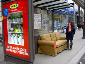 7) IKEA. Improves your life