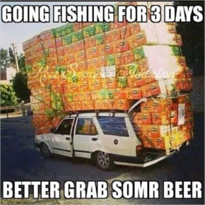 9. Heavy Overloaded Car - Funny Pictures with Caption