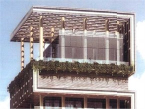 Ambani-Elevated-Garden -Antilia-House-Design