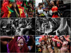 Crazy Notting Hill Carnival