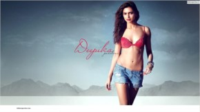 Deepika  hot photo in bikini
