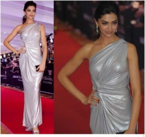 Deepika Padukone on a Red Carpet