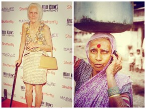 Funny Grandma on a Ramp where in Desi Grandma Ready for mission impossible 5