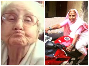 Funny Grandma practicing for Dhoom 4 Role