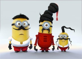 Funny Minion Anger Look