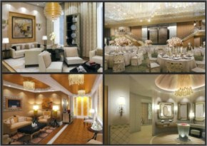 "Let's have a look over the Mukesh Ambani's new house ""Antila"" interior Design View"