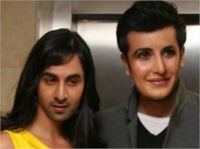 Ranbir is trying to have some change