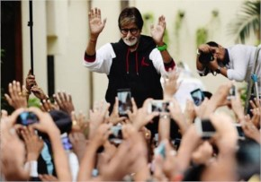 Reports says, Amitabh Bachchan is recently criticised by a motorist and is roped in for 6.31 crore by DD channel Kisan