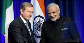 What Ireland has learnt from India?