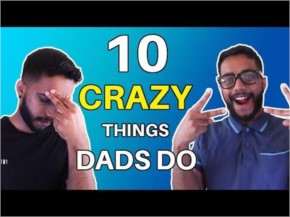 10 CRAZY Things EVERY Dad Does | TMH Entertainment