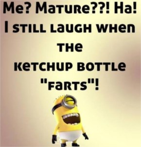 10 Funny Images of Minion Quotes I