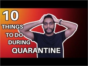 10 Things To Do During Quarantine! | Funny Skit | Sketch Comedy | TMH Entertainment