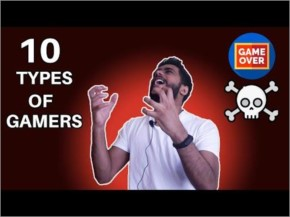 10 TYPES OF GAMERS | Funny Skit | Sketch Comedy | TMH Entertainment
