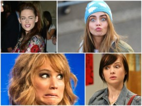 20 most gloriously awkward faces of celebrities