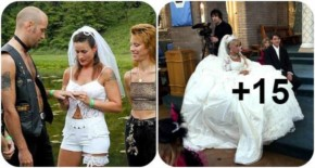 15 + Weird Funny Wedding dress