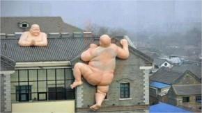 Photos of the world strangest statues pictures