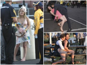 20 Caulfield Cup Photos reveals what REALLY goes on at one of Australia's biggest horse racing events