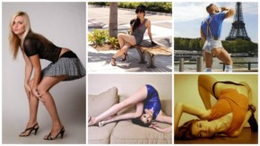 20 Uncomfortable Photos says why modelling is difficult job