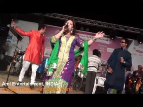 2013 Dubai Navratri Showreel with Ami Orchestra with Anita Sharma