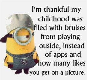 3 out of 10 Funny Images of Minion Quotes I