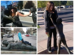 30 Best Way Possible By People To Ruin Statues