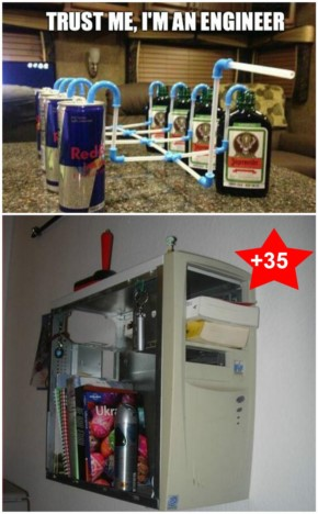 "35+ Pictures tells ""Trust me I'm an Engineer"""