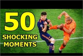 50 Most Shocking Moments fifa