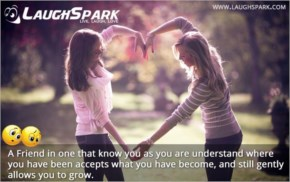 A Friend in one that know you as you are understand   Best Friendship Quotes