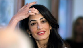 Acclaimed Barrister Amal Alamuddin
