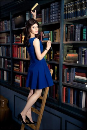 Alexandra Daddario by Elisabeth Caren 2014 Photoshoot