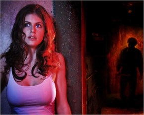 Alexandra Daddario in Bereavement