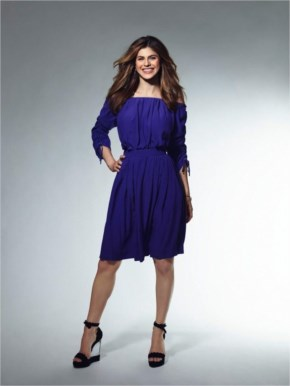 Alexandra Daddario in John Russo Photoshoot
