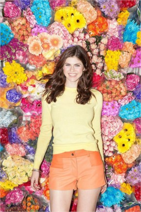Alexandra Daddario Marcelo Krasilcic photoshoot for Trending Magazine 2015