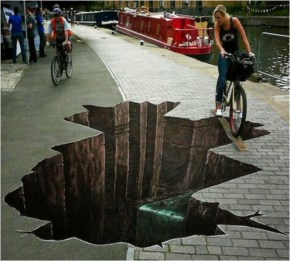 Amazing 3d Street Art  Funlexia Illusion Pictures....