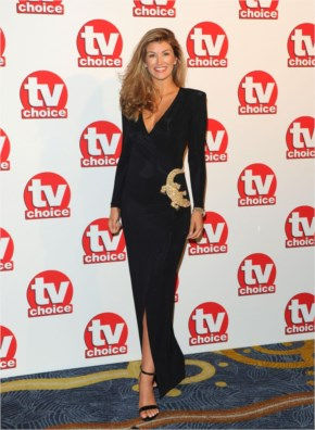 Amy Willerton – TV Choice Awards 2014 in London