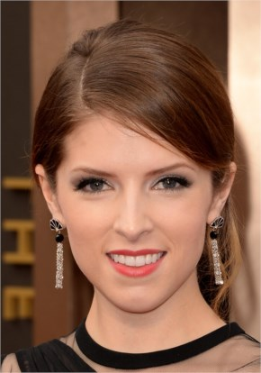 Anna Kendrick Attends The Oscars Held At Hollywood & Highland Center