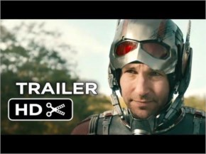 Ant-Man Official Trailer 2015 | Paul Rudd | Evangeline Lilly
