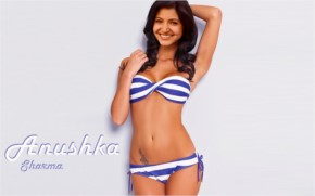 Anushka Sharma Bikini photoshoot