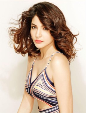 Anushka Sharma in Filmfare Magazine March 2015