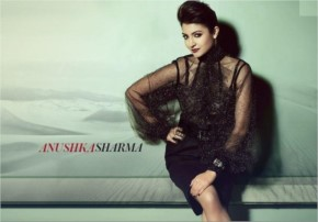 Anushka Sharma Look Dashing