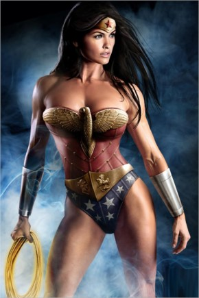 Art wonder woman sexy