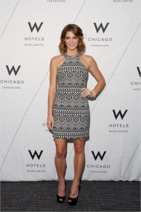 Ashley Greene – W Hotels of Chicago Lakeshore Reveal Party