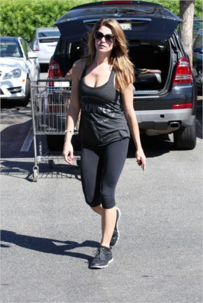 Ashley Greene Gym Style – Out in LA