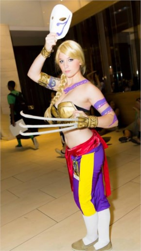 Awesome Cosplay In Dragoncon