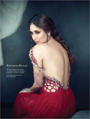 Beautiful Kareena Kapoor in designer dress