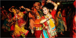 Beautiful Navatri Garba Dandiya Raas Images